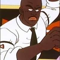 Персонажи Adjudant Black