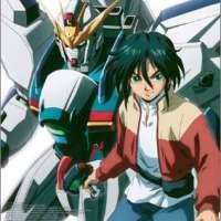 Аниме After War Gundam X