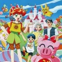 Аниме Ai to Yuuki no Pig Girl Tonde Buurin