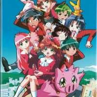 Аниме - Ai to Yuuki no Pig Girl Tonde Buurin
