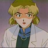 Персонажи - Akagi Ritsuko