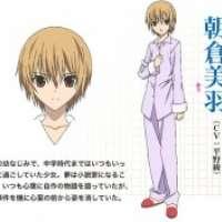 Персонажи - Asakura Miu
