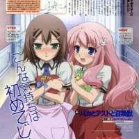 Аниме - Baka to Test to Shoukanjuu