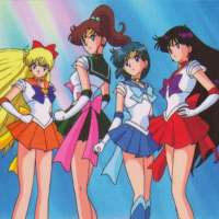 Аниме - Bishoujo Senshi Sailor Moon