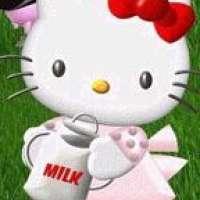 Аниме Daisuke! Hello Kitty