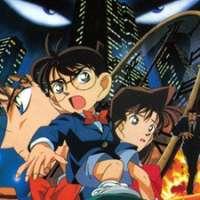 Аниме Detective Conan Movie 01: The Timed Skyscraper