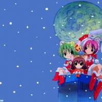Аниме Di Gi Charat Christmas Special 2000