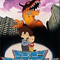 Аниме Digimon Adventure