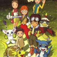 Аниме Digimon Adventure 02