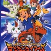 Аниме Digimon Tamers