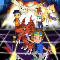 Аниме - Digimon Tamers