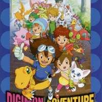 Аниме Digimon: Digital Monsters
