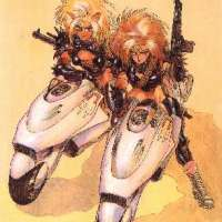 Аниме - Dominion Hansai Gundan