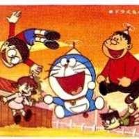Аниме Doraemon