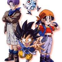 Аниме Dragon Ball GT