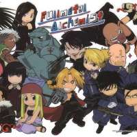 Аниме - Fullmetal Alchemist: Premium Collection