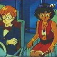 Аниме - Fushigi no Umi no Nadia