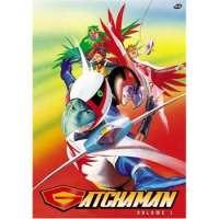 Аниме - Gatchaman