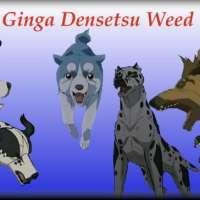 Аниме - Ginga Densetsu Weed