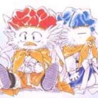 Персонажи GuShoShin