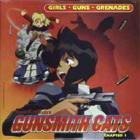 Аниме - Gun Smith Cats