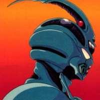 Аниме - Guyver (1989)