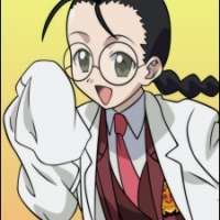 Персонажи Hakase Satomi