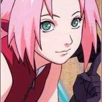 Персонажи - Haruno Sakura