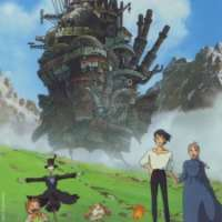 Аниме Howl s Moving Castle