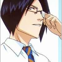 Персонажи - Ishida Uryuu