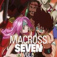 Аниме Macross 7