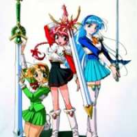 Аниме Magic Knight Rayearth