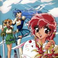 Аниме - Magic Knight Rayearth