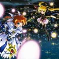 Аниме - Mahou Shoujo Lyrical Nanoha The MOVIE 1st