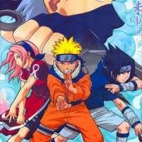 Аниме - Naruto