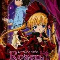 Аниме Rozen Maiden