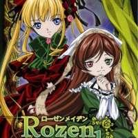 Аниме - Rozen Maiden