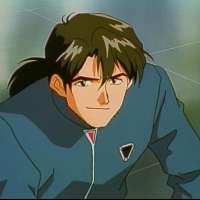 Персонажи - Ryoji Kaji