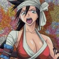 Персонажи - Shiba Kuukaku