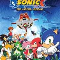 Аниме Sonic X