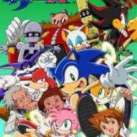 Аниме - Sonic X