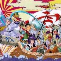 Аниме - Tenchi Muyou