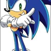 Персонажи The Hedgehog Sonic