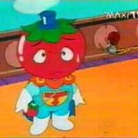 Аниме - Tomato-man