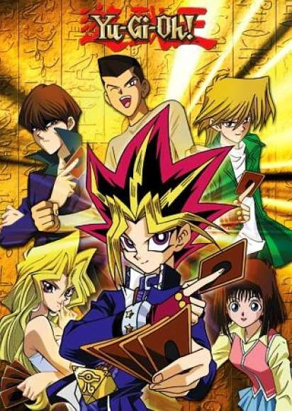 Аниме - Yu-Gi-Oh! Duel Monsters